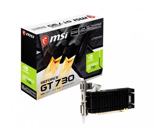 MSI Nvidia GeForce GT 730 N730K-2GD3H/LPV1