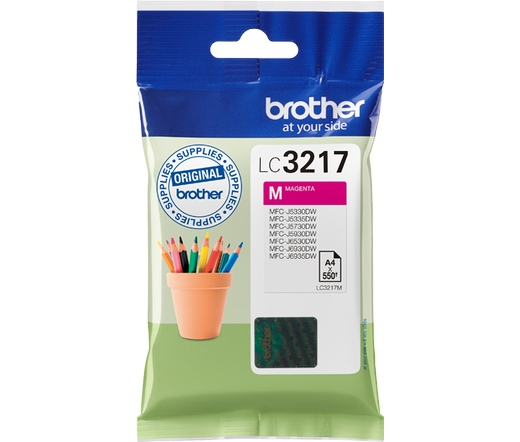 Brother LC3217M magenta