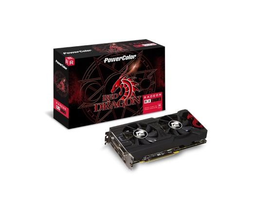 PowerColor Red Dragon RX570 4GB GDDR5