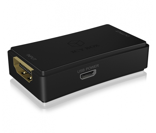 IcyBo HDMI signal amplifier (repeater) up to 25m