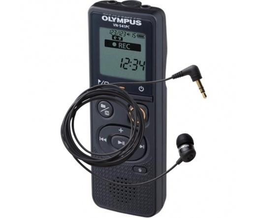 Olympus VN-541PC + TP-8 telefonbeszélgetés-rögzítő