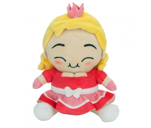 "Fat Princess Plush ""Pink Princess"" Plüss"