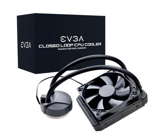 EVGA CLC 120 CL11 Vízhűtésű processzorhűtő