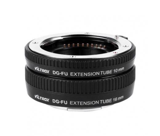 VILTROX Makró Közgyűrűsor 10/16mm Fujifilm X