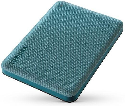 Toshiba Canvio Advance 4TB zöld