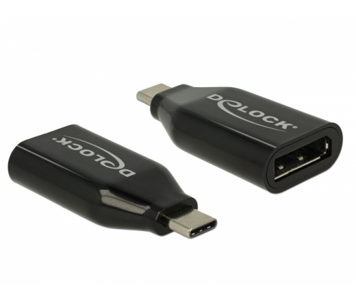 Delock USB Type-C (DP alt / Tb 3) > DP 4K 60Hz