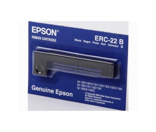 Epson ERC-22B Fekete