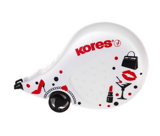 """Kores """"Scooter Black&White"""" Hibajavító roller,"""