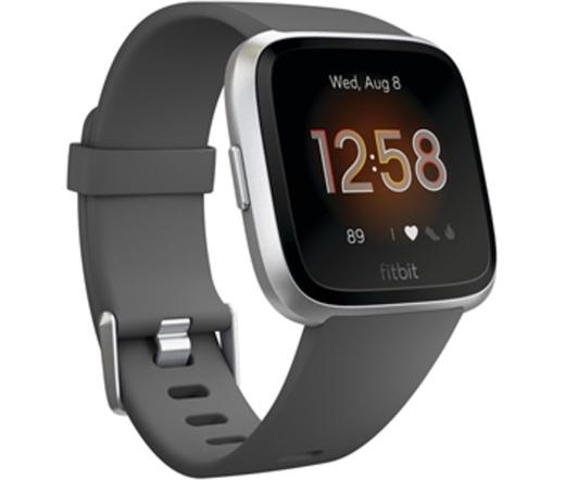 Fitbit Versa Lite szürke/ezüst