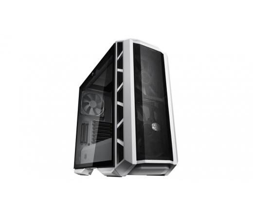 Cooler Master MasterCase H500P Fehér RGB LED
