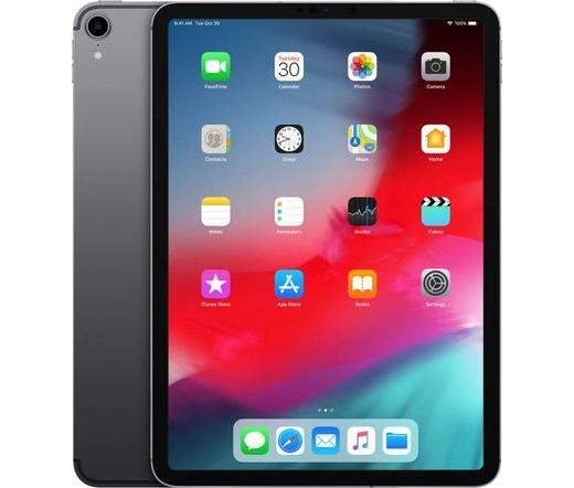 "Apple iPad Pro 11"" 64GB Wi-Fi + LTE asztroszürke"