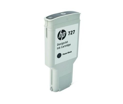 HP 727 300 ml-es fotófekete
