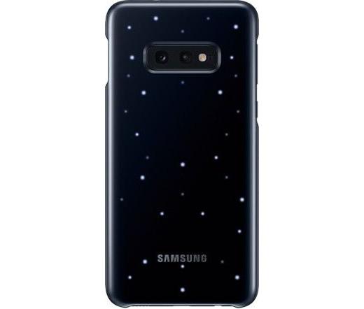 Samsung Galaxy S10e LED tok fekete