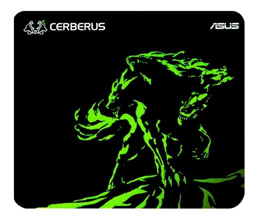 Asus Cerberus Mat Mini fekete-zöld