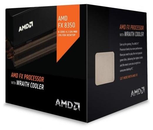 AMD FX-8350 BOX Wraith Hűtő