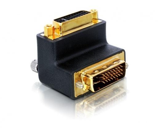 Delock Adapter DVI 29 apa -> anya right angled