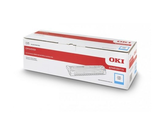 OKI C931 cyan dobegység