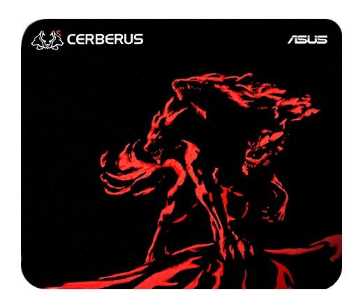 Asus Cerberus Mat Plus fekete-piros