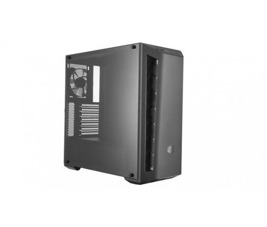 CoolerMaster MasterBox MB510L fekete