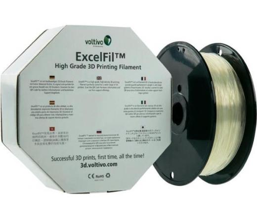 Voltivo ExcelFil 3D ABS 1,75mm átlátszó