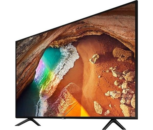 "Samsung 49"" Q60R 4K Sík Smart QLED TV"