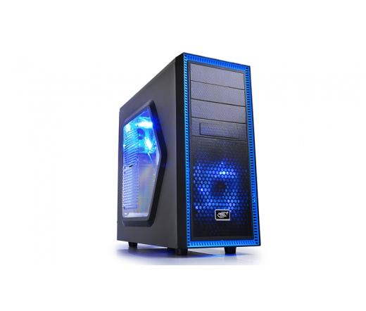 DeepCool TESSERACT Kék LED