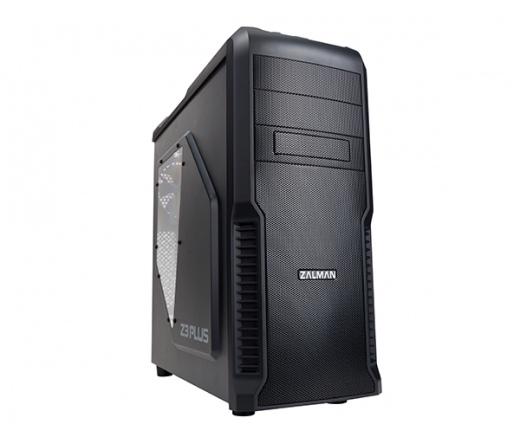 Zalman Z3 Plus Fekete