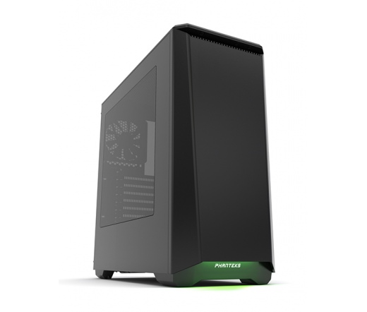 Phanteks Eclipse P400S Midi-Tower, Fekete