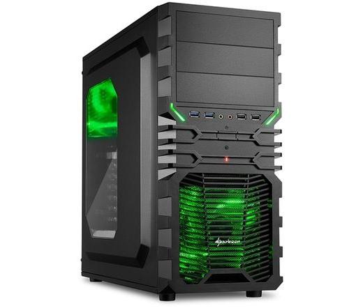 Sharkoon VG4-W zöld