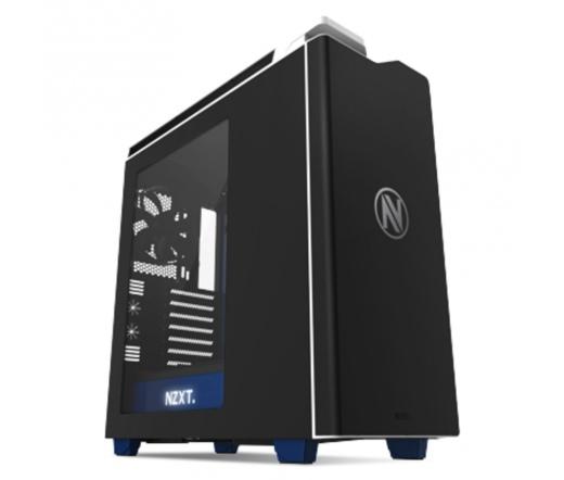Nzxt H440 V2 fekete/kék ablakos