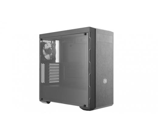 Cooler Master MB600L fekete-szürke ODD nélkül