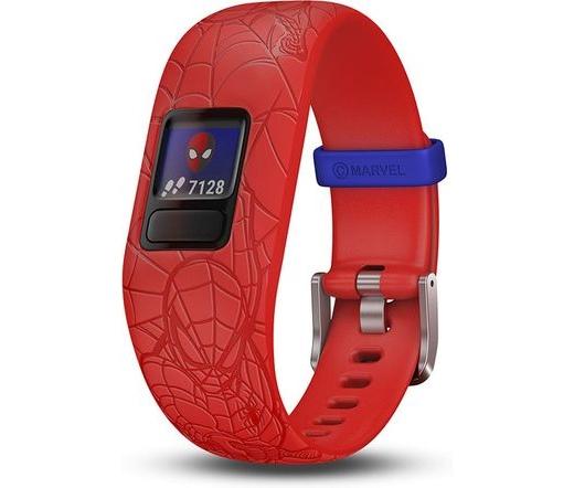 Garmin Vivofit jr. 2 Marvel Spider-Man Red