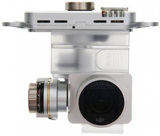 DJI Phantom 3 Advanced HD kamera és gimbal