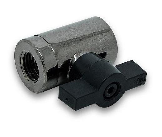 EKWB EK-AF Ball Valve (10mm) G1/4 - Black Nickel