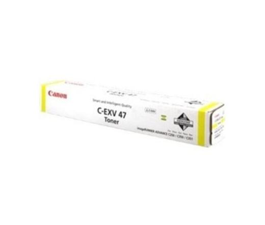 Canon CEXV47 Yellow