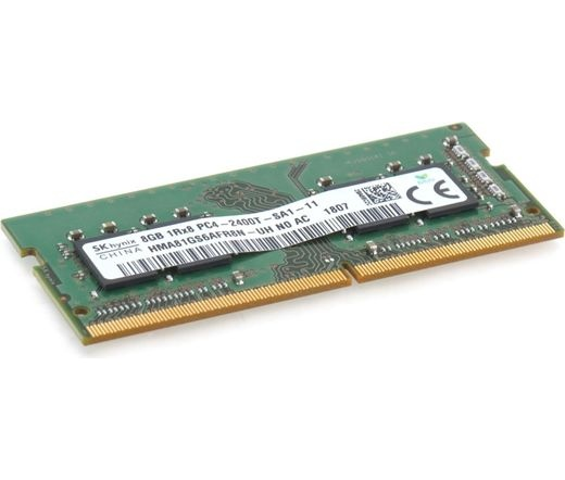 Bontott Kingston MSI SO-DIMM DDR4 8GB 2400MHz