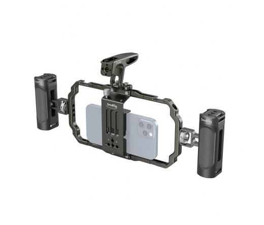 SMALLRIG Universal Mobile Phone Handheld Video Rig