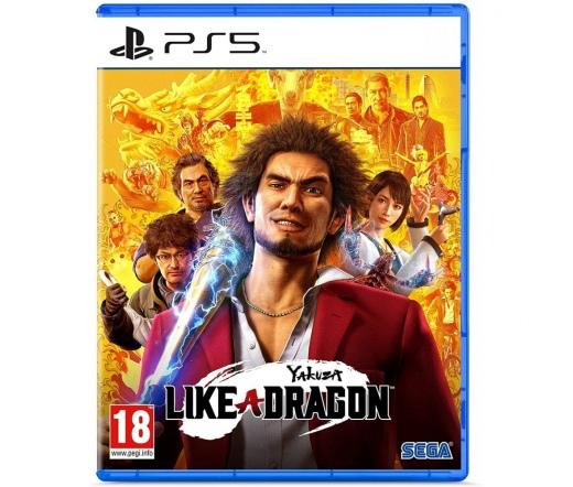 GAME PS5 Yakuza: Like a Dragon