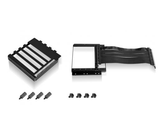 Lian Li O11D-1X Riser Card Kabel+PCI-Slot-Blende