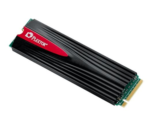 Plextor PCI-E NVMe M9PeG 256GB M.2 SSD