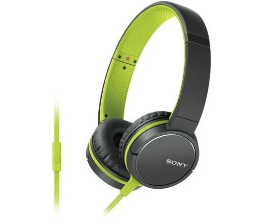 Sony MDR-ZX660AP zöld
