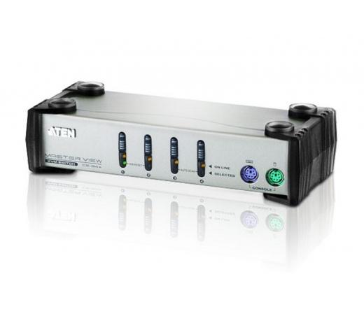 Aten CS-84A KVM Switch 4PC PS/2 +kábel