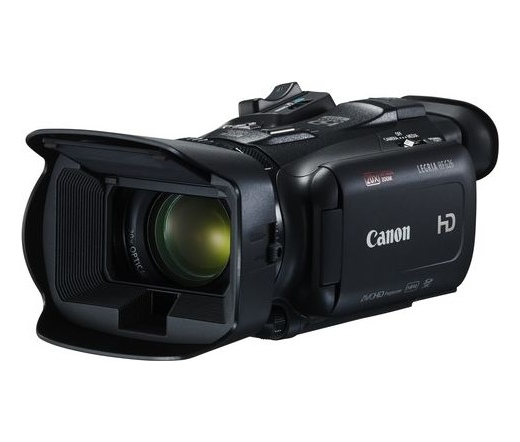 Canon Legria HF G26 + BP-820 Akkumulátor Power Kit