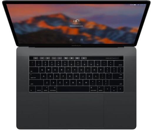 Apple MacBook Pro 15 TB i7/2,6/16/256/555X szürke
