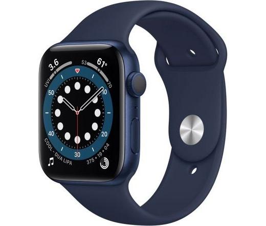 Apple Watch Series 6 40mm alumínium kék