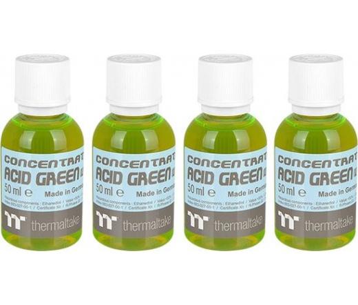 Thermaltake prémium koncentrátum Acid Green 4 üveg
