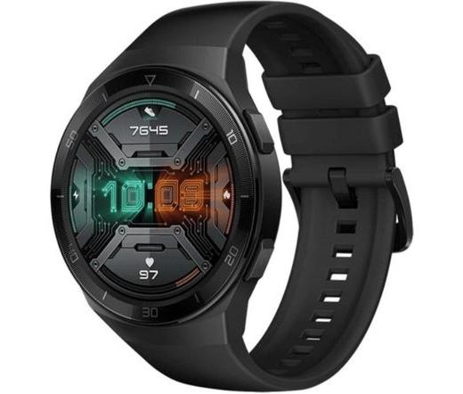 Huawei Watch GT 2e grafitfekete