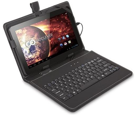 1952ba8d3766 GoClever tablet tok billentyűzettel 10,1