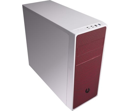 BitFenix Neos fehér/piros
