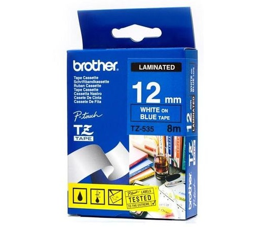 Brother P-touch TZe-535